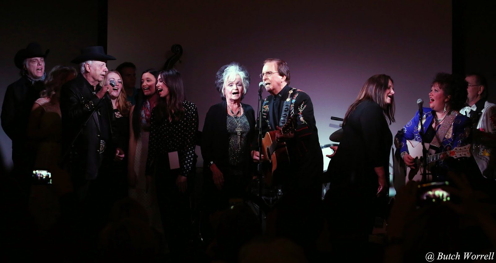 Johnny Cash Birthday Bash At The Johnny Cash Museum Concert Photos