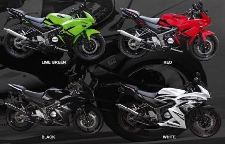 Harga Motor Kawasaki Baru Dan Bekas Second Untuk Bulan Oktober 2012