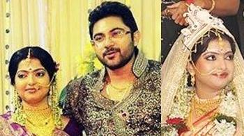 soham amp tanaya marriage actor soham chakraborty weds