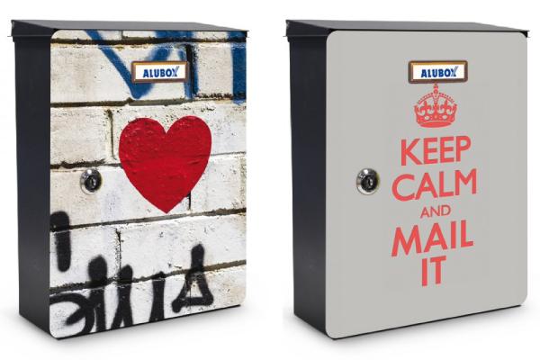 Miabox la cassetta postale personalizzata e di design - Cassetta postale design ...