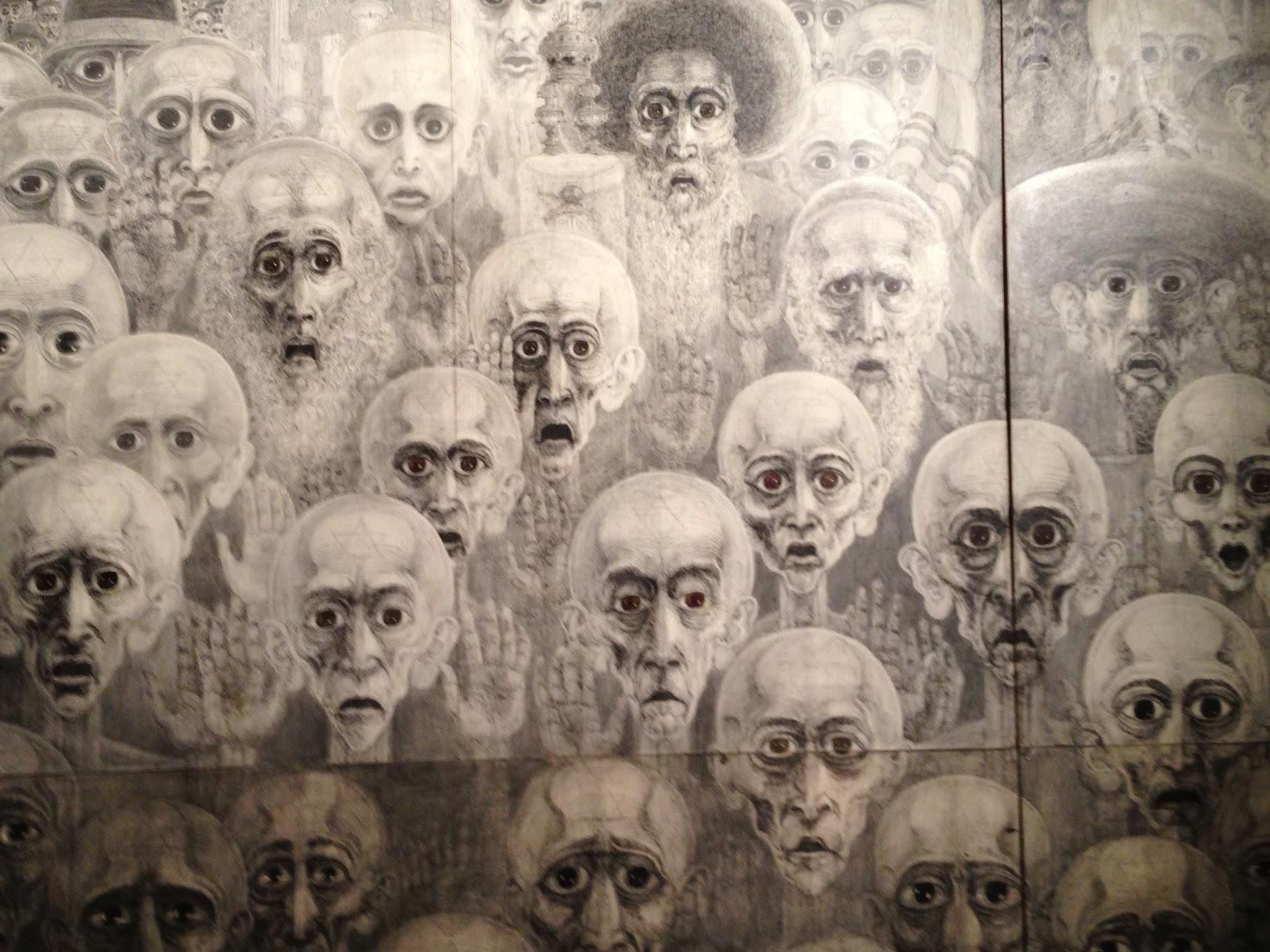 Iona College Religious Studies DepartmentFamous Disturbing Art