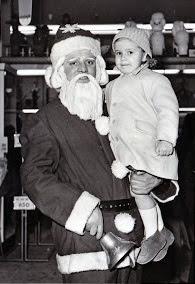 Babbo Natale e Alessandra