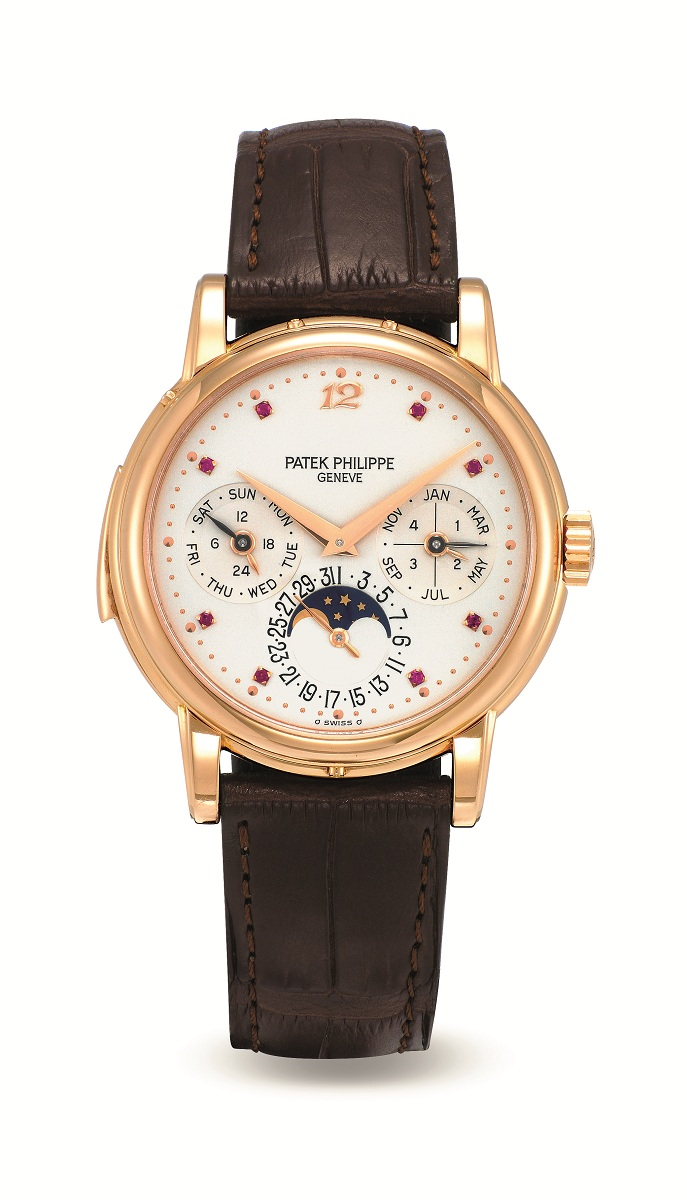 Watches By SJX: Unique Patek Philippe grand complications ...