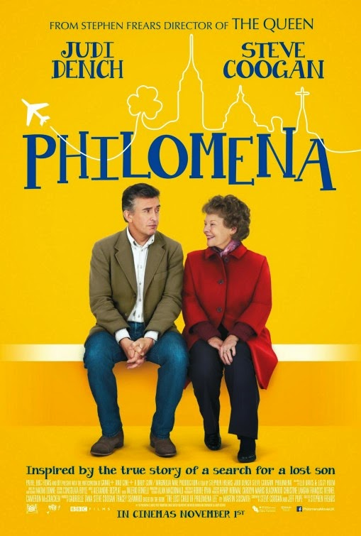 Philomena (2013) BluRay