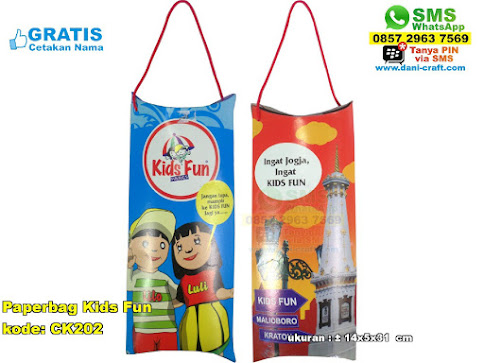 Paperbag Kids Fun