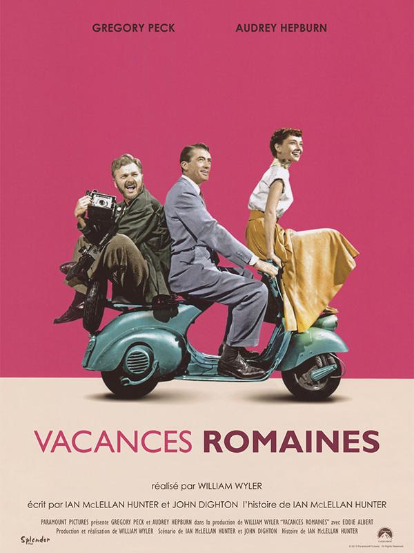Les fées se sont penchées sur le berceau de Vacances romaines pour en faire la plus réussie des comédies sentimentales. Un succès jamais démenti depuis plus de cinquante ans, et totalement mérité.