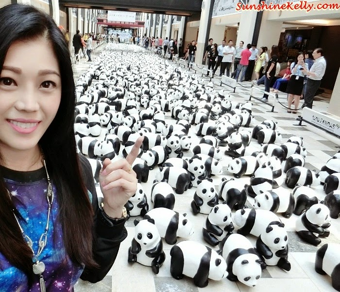 1600 Pandas World Tour in Malaysia, 1600 Pandas My, 1600 Pandas, 1600 Pandas Publika,
