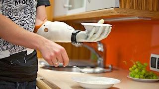 Tangan Bionik Star Wars Menjadi Nyata