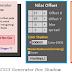 CSS3 Input Generator Box Shadow
