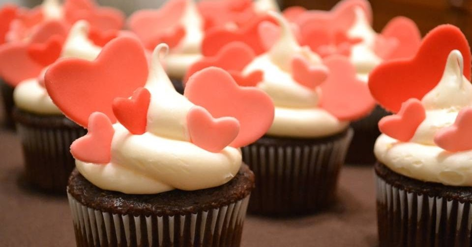 much ado about somethin cake decorating how to valentines cupcakes - Valentine Cupcake