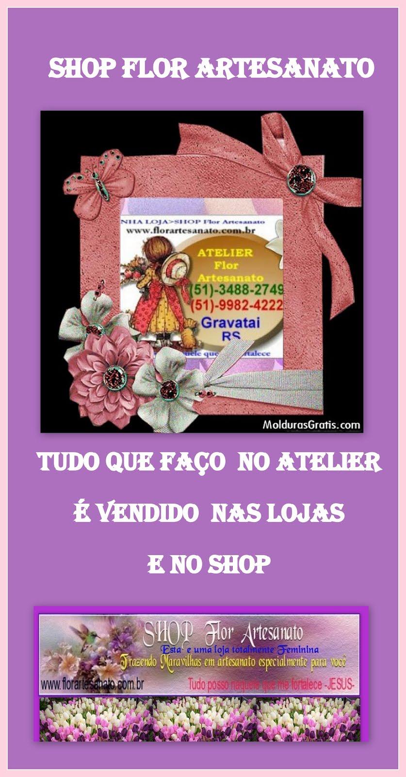 SHOP FLOR ARTESANATO