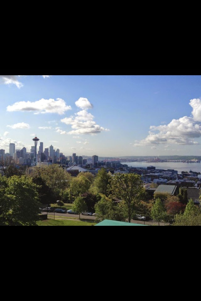 Queen Anne: Kerry Park!