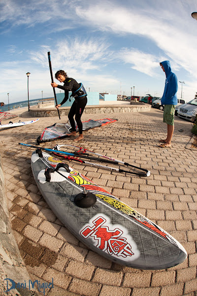 Starboard 2012 Daida Ruano