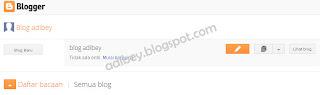 panduan Cara Membuat Blogspot