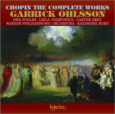 Chopin - The Complete Works - (Garrick Ohlsson · 16 CDs)
