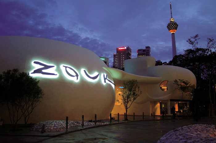 Zouk Club and Bar Jalan Ampang