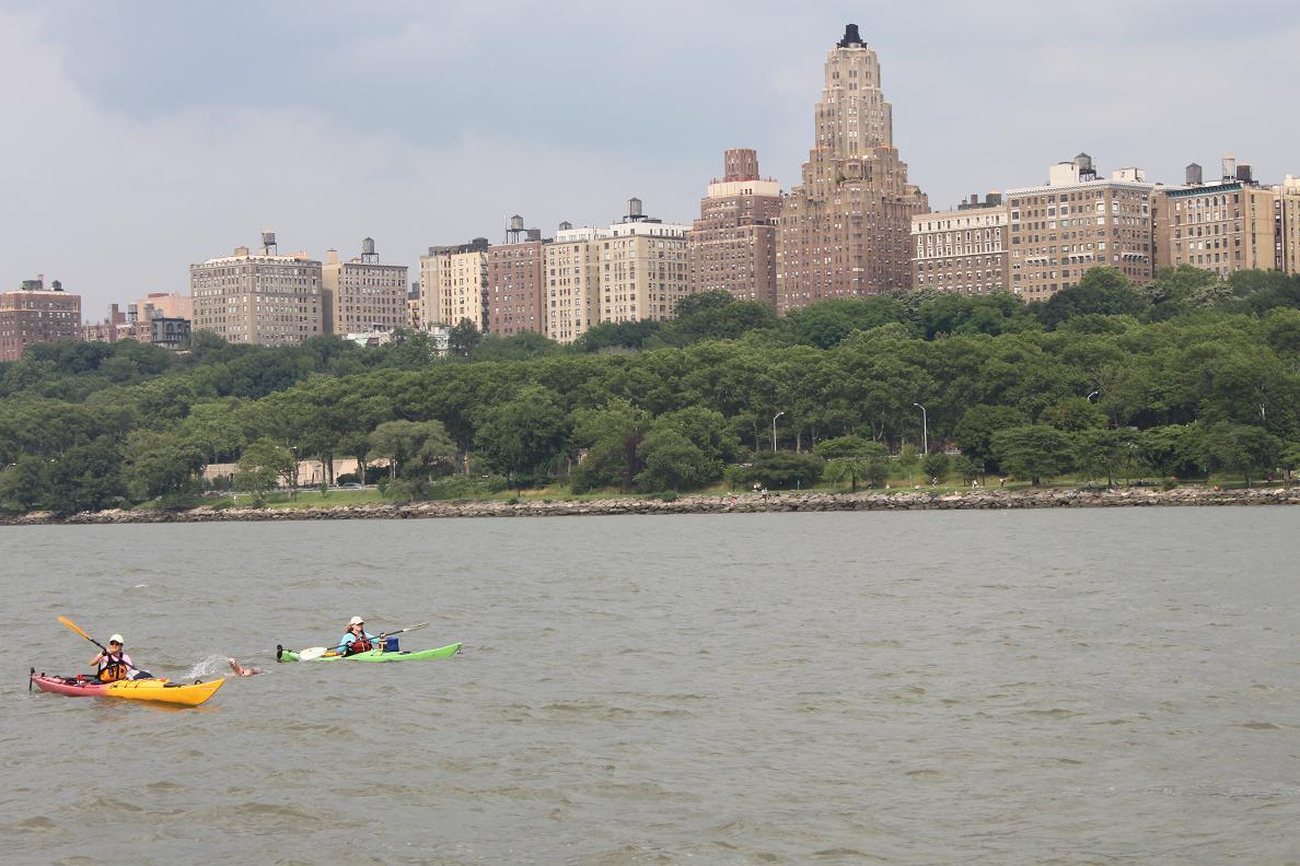 Manhattan Island Marathon Swim Round Manhattan Island Swim