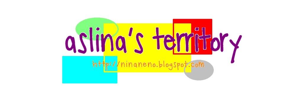aslina's territory