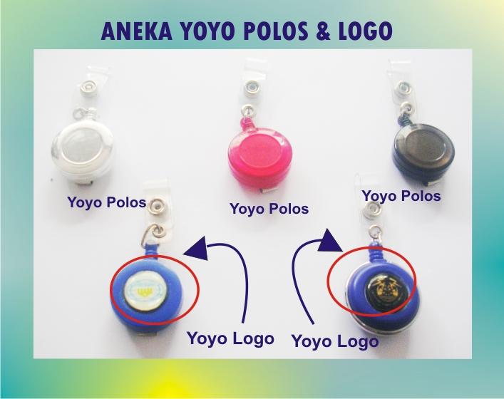 Aneka Yoyo Polos & Logo