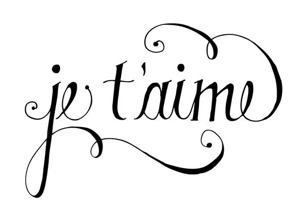 Préférence Je T'aime Emoticone | Symbols & Emoticons NJ67