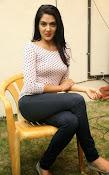 Sakshi chowdary latest glam pics-thumbnail-3