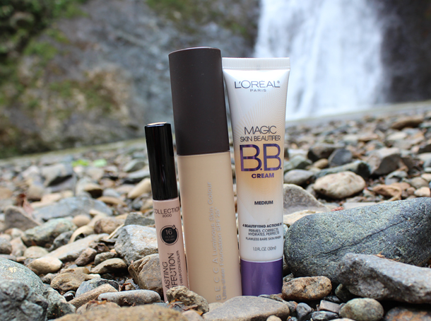 becca lovely me ex l'oreal bb summer makeup