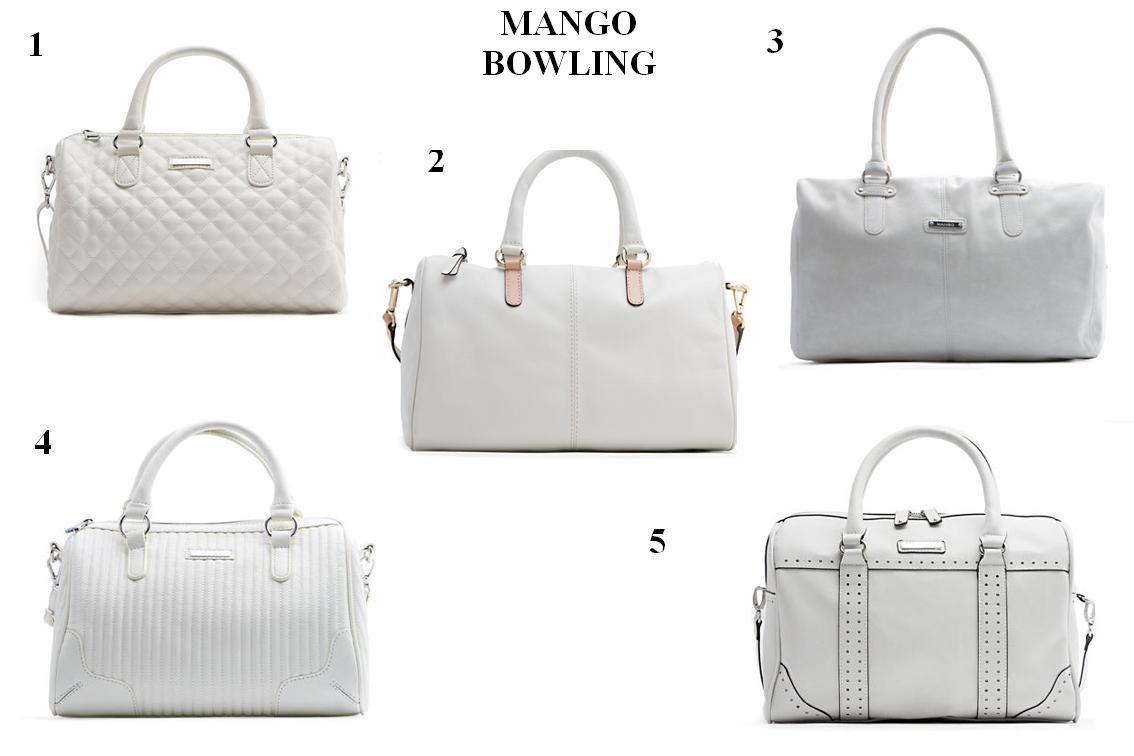 Trendy in the sky bolso en color blanco en busca y - Donde guardar los bolsos ...
