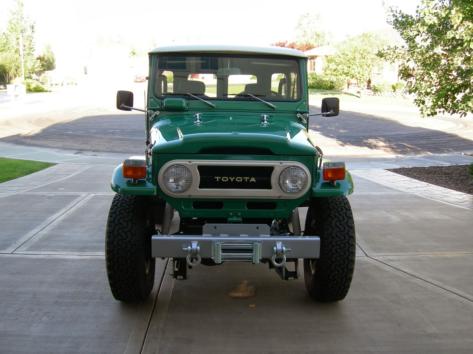 1977 Toyota FJ40 for Sale 4x4 Cars