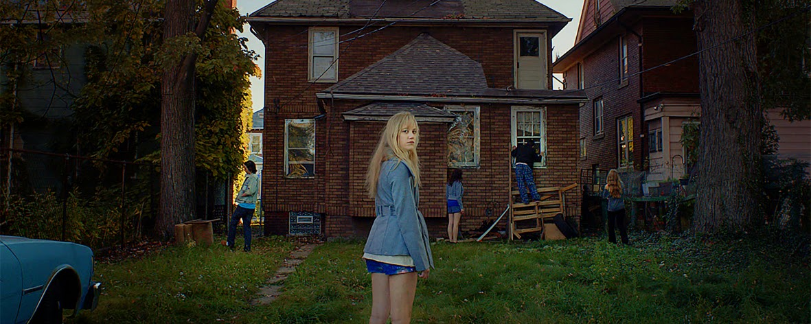 It Follows - Coś za mną chodzi - 2015