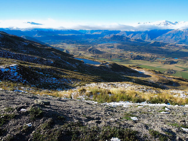 Queenstown, hang gliding, sky trek, coronet peak