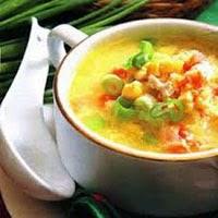 resep membuat sup jagung ayam