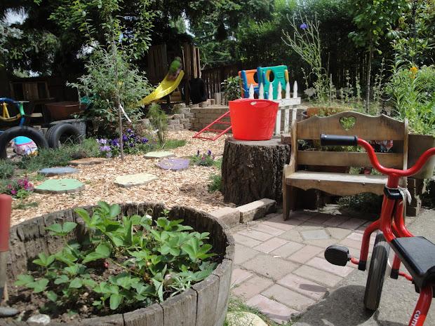 Preschool Outdoor Play Spaces