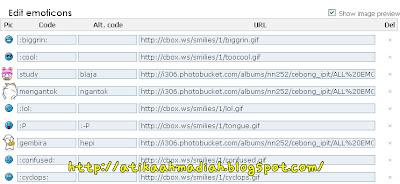 Tutorial, Tutorial Blog, Tutorial Cute Icon, Cute Icon Chatbox, Cara nak buat Icon Comel di Chatbox