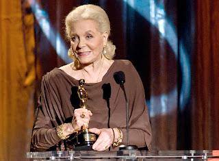 Lauren Bacall gana el Oscar honorífico