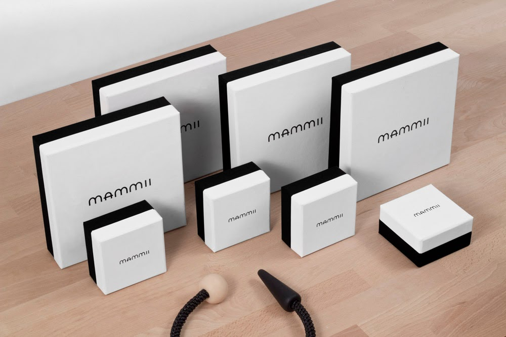 Mammii Jewellery Packaging on Packaging of the World - Creative ...