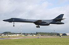 Бомбардировач B-1
