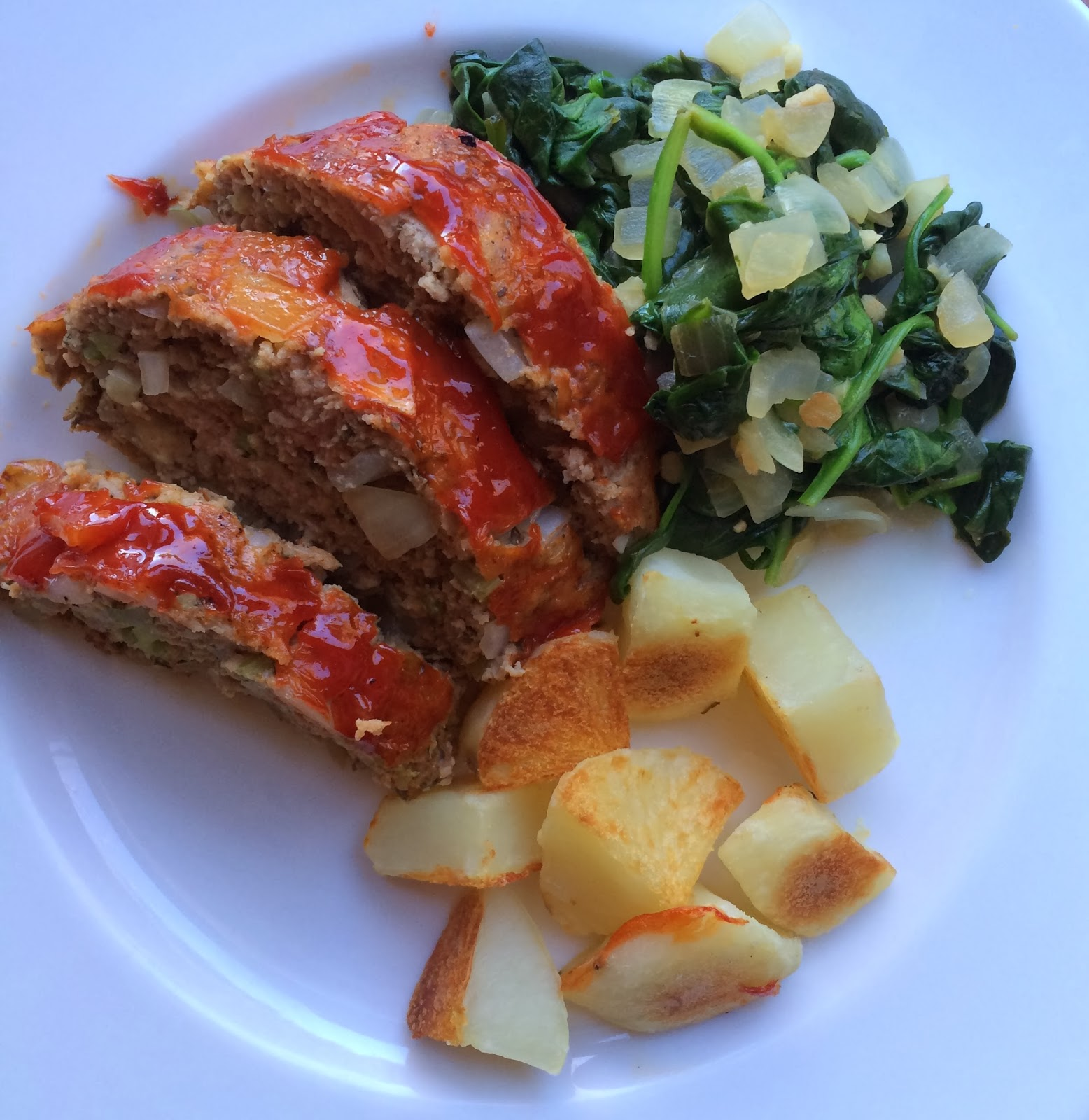Top Ate on Your Plate Blue Apron Review: Turkey Meatloaf