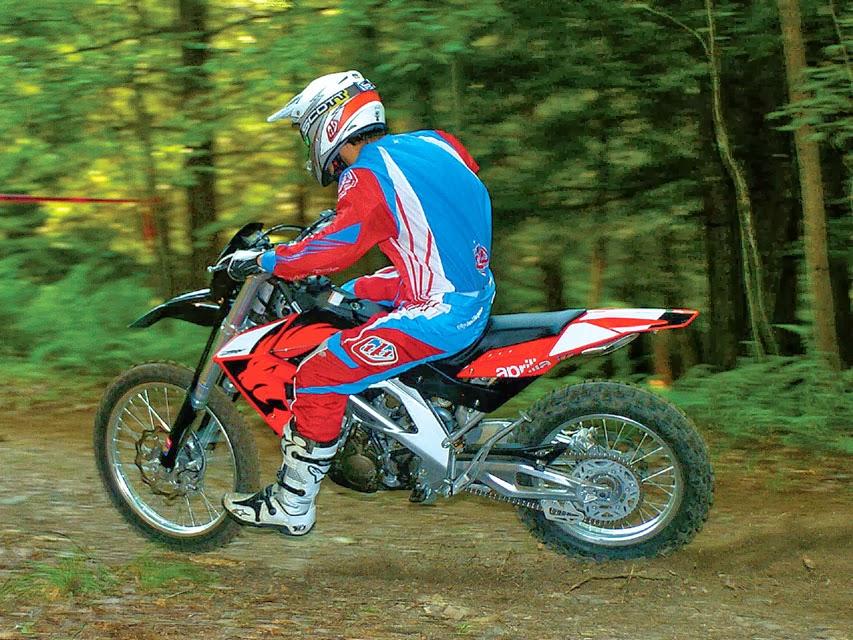 Aprilia SXV 125cc Dirt Bikes