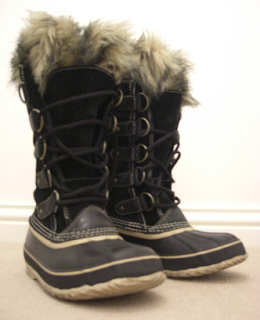 Joan of Arctic - warmest most stylish winter boots - furry snow boots