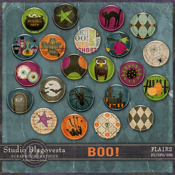 http://shop.scrapbookgraphics.com/BOO-Flairs.html
