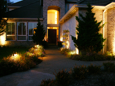 Landscape Lighting Outdoor Landscape Lighting