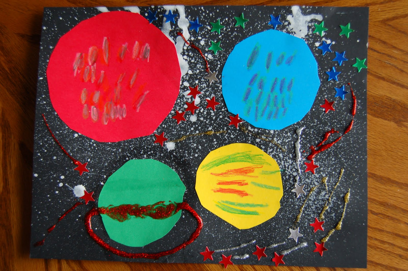 Crafts for one year olds - Arts And Crafts For Five Year Olds I Am A Huge Fan Of Art That