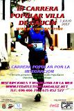 III Carrera Villa de Gaucín y I por la Integración