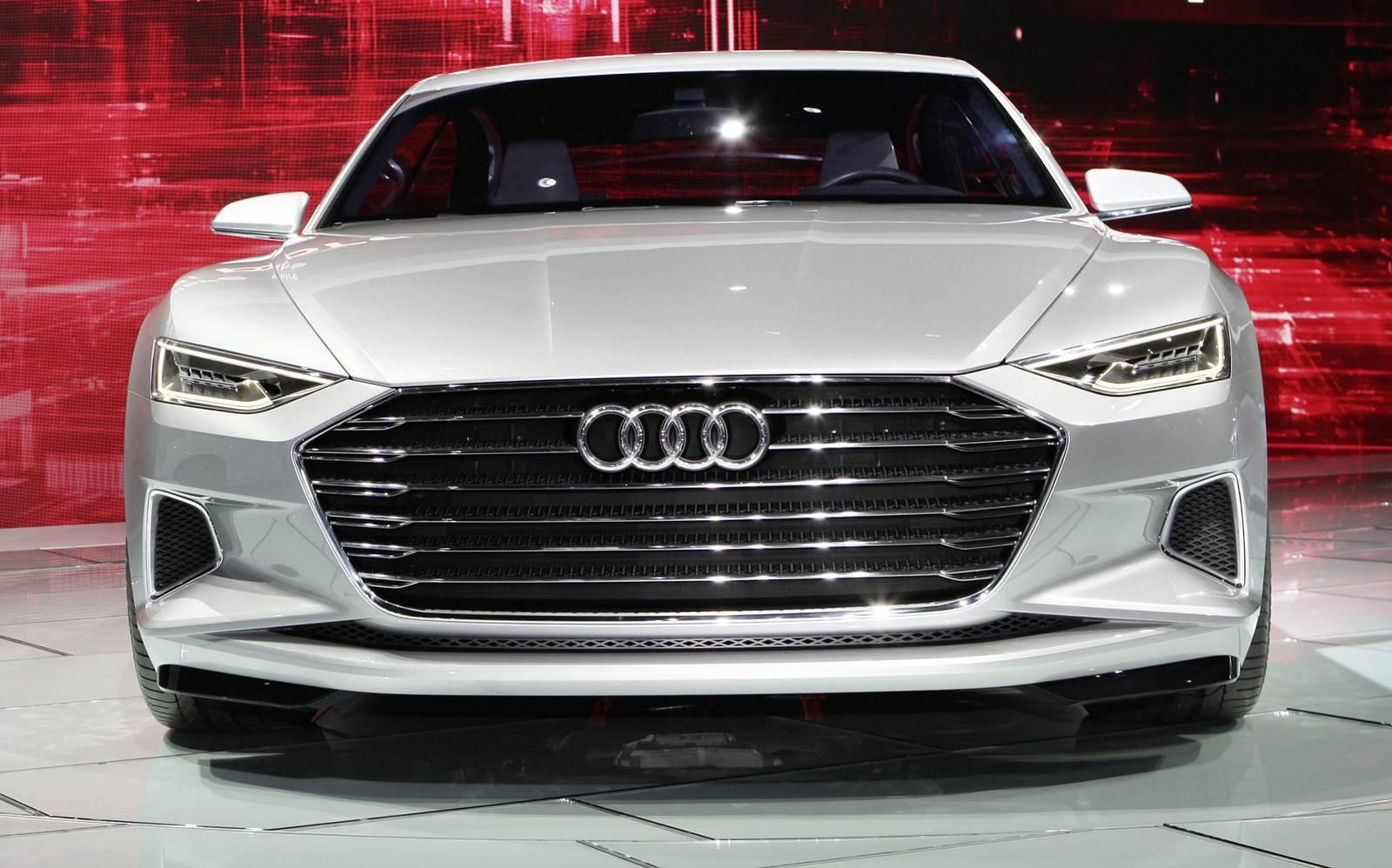 Audi desenvolve carro elétrico para competir com o Tesla ...