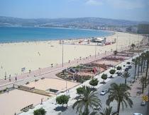 paseo marítimo de Tanger