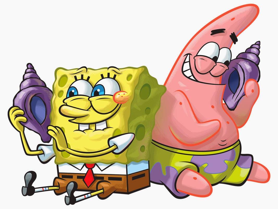 Koleksi Gambar Kartun Spongebob Terbaru | Gambar Kartun