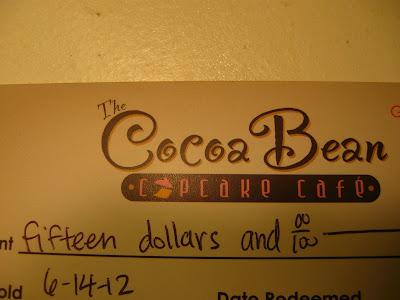 The Cocoa Bean Cafe