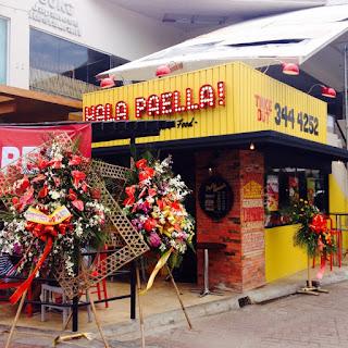 Where to buy paella in Cebu