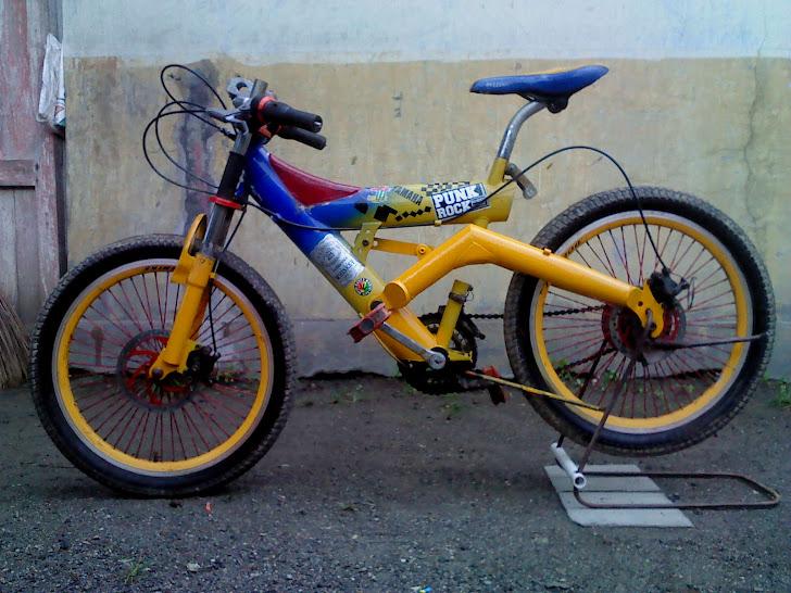 drag bike 2012