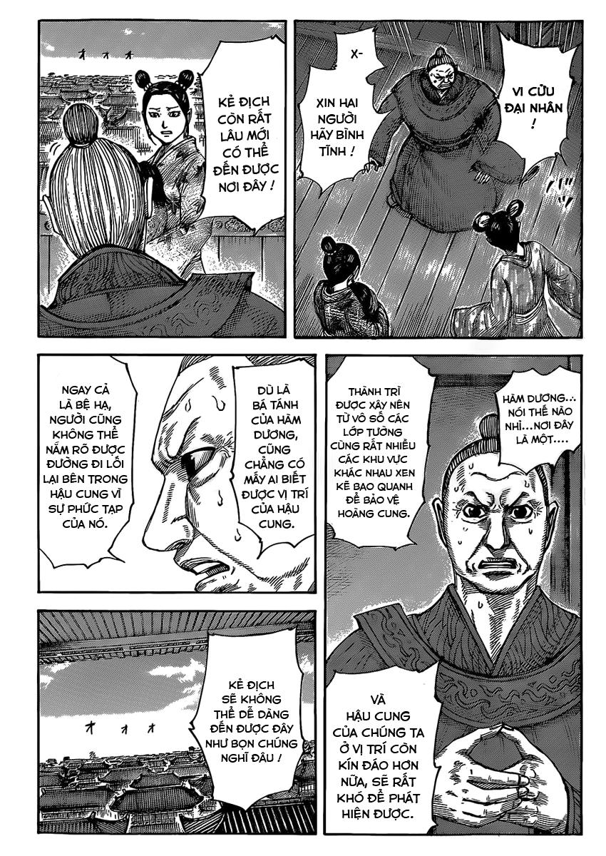 Kingdom - Vương Giả Thiên Hạ Chapter 420 - 422 page 43 - IZTruyenTranh.com